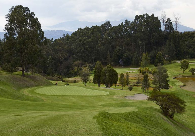 1ra Golf in the Andes