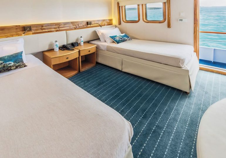 Coral Yacht Junior Cabin