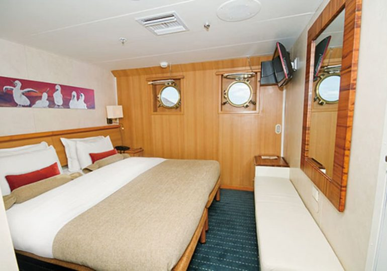 Legend Galapagos cruise - double cabin