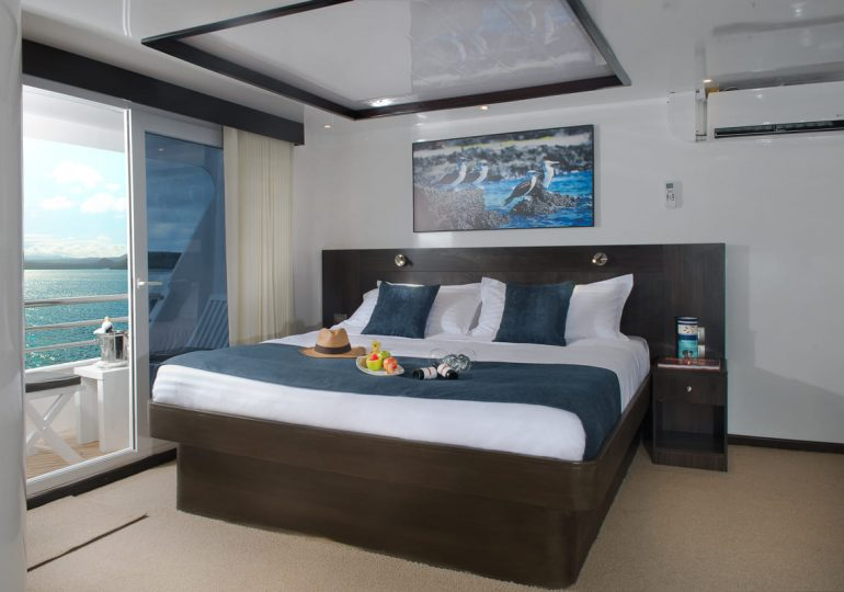 Galapagos Luxury Cruise - Cormorant Yacht - Double Cabin