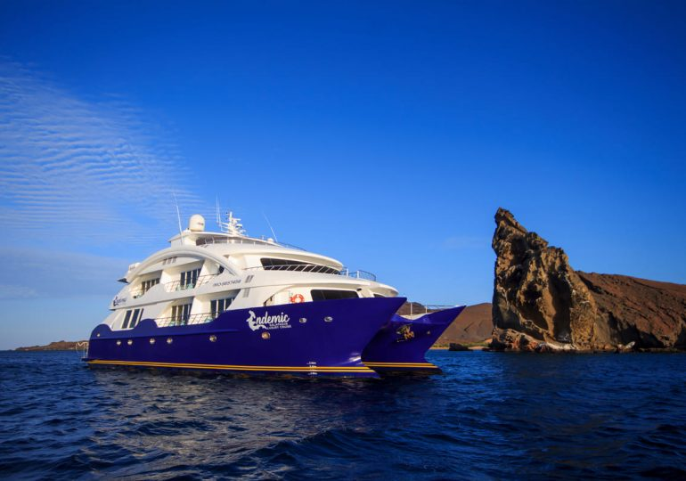 Galapagos Endemic Cruise