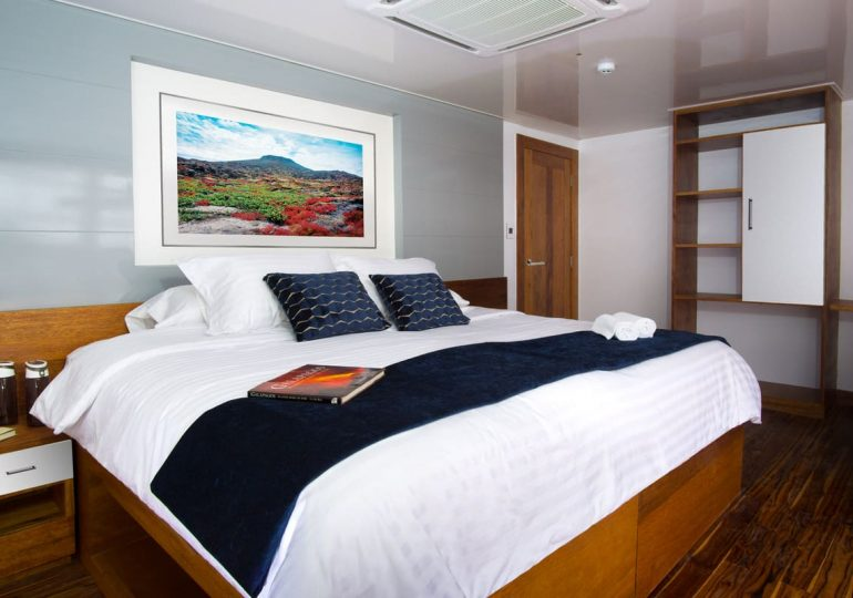 Galapagos Infinity Yacht - Double Cabin
