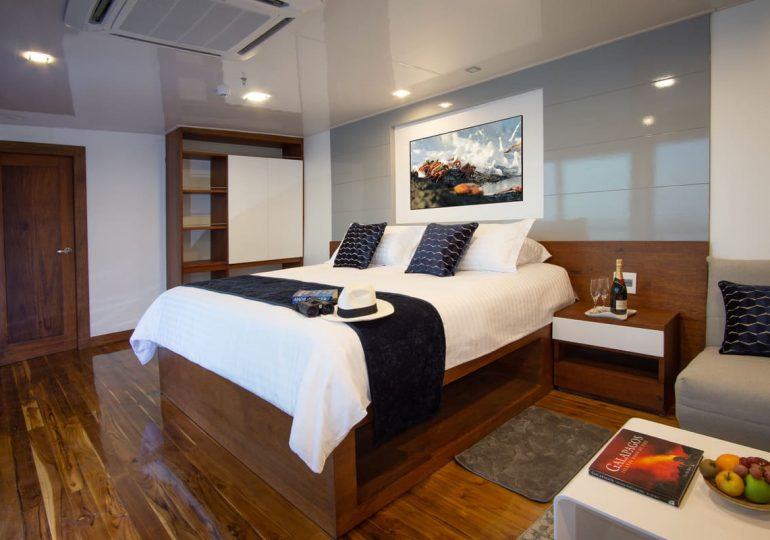 Galapagos Infinity Yacht - Suite 3